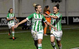 Primer triunfo en casa para el Betis Féminas.