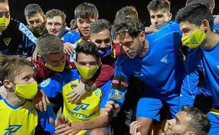 El Tomares hace historia y se medirá a un Primera en la Copa.