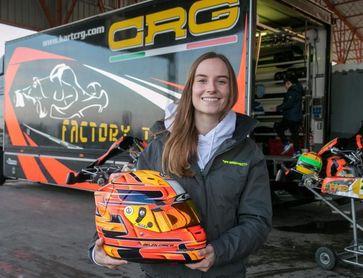 Belén García: El automovilismo femenino está en un momento de auge