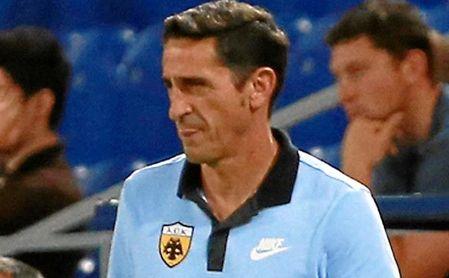 El día que Futre 'fichó' a Jiménez para el Atlético.