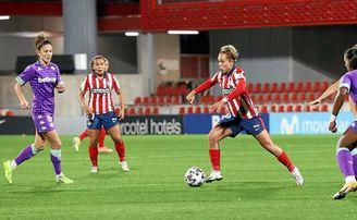 El Atlético pasa por encima del Betis Féminas (4-1)