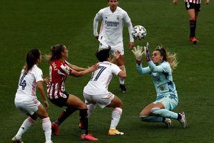 El Granadilla Tenerife se reafirma y el Real Madrid vuelve a ganar