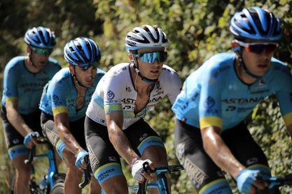 Astana-Premier Tech, nueva denominación del equipo UCI World Tour