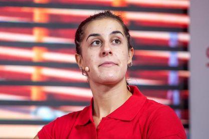 Carolina Marín y Pablo Abián, los guías hacia el europeo