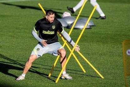 Herrera no estará contra el Barcelona y afronta una baja de varias semanas