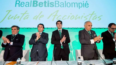 El nuevo tope salarial del Betis: la crisis se deja notar