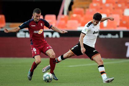 Oier se reincorpora con el grupo y se perfila como titular ante el Huesca