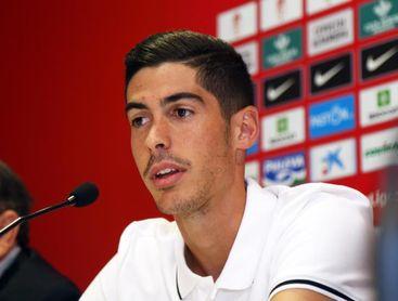 Carlos Fernández, positivo en la covid-19