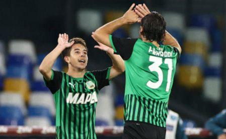 Maxime López está rindiendo a alto nivel en el Sassuolo.