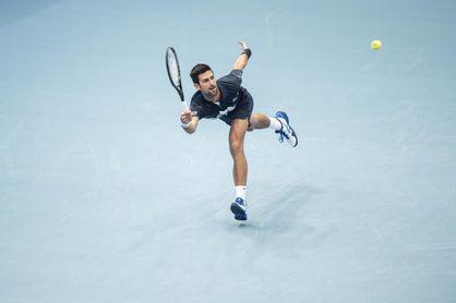 Djokovic prepara la búsqueda de semifinales junto a Berrettini
