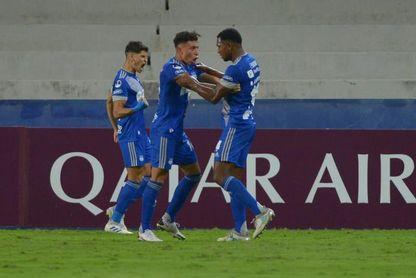 Emelec vence a Liga en Quito y la frena en la disputa de la segunda fase