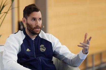 """Rudy: """"Aito García Reneses me enseñó todo lo que sé en el baloncesto"""""""