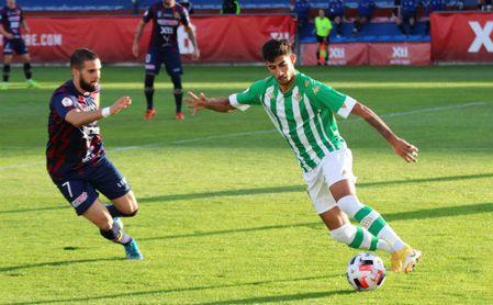 Betis Deportivo-UCAM Murcia: El filial quiere mostrarle el camino a Pellegrini.