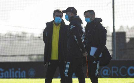 """Coudet: """"En Sevilla quiero un equipo solidario, comprometido""""."""
