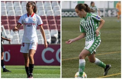 Dos béticas y dos sevillistas en la selección sub 20 femenina