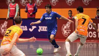 (0-0) Empate del Betis Futsal frente al Ribera Navarra para cerrar una exigente semana.
