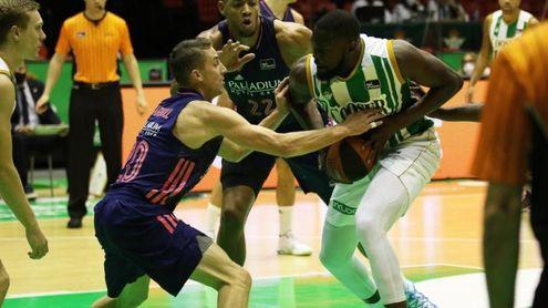 Betis Basket-Bilbao: Reencuentro con un viejo conocido para volver a la senda del triunfo.