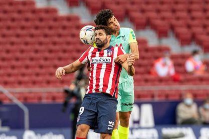 Simeone recupera a Costa, Carrasco y Vitolo en la convocatoria