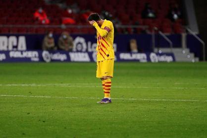 Vuela el Atlético de Madrid y el Barça queda tocado