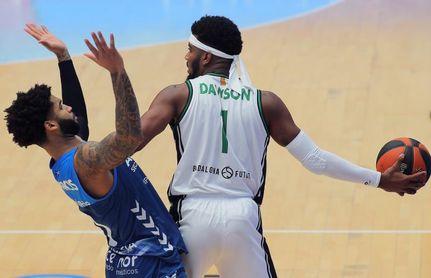 68-99. Joventut sigue fuerte ante un Gipuzkoa Basket en caída libre