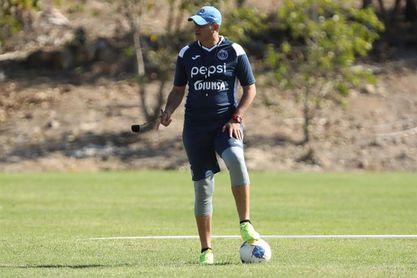 El argentino Diego Vázquez cumple siete años como entrenador del Motagua hondureño