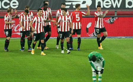 Athletic 4-0 Betis: Un total de 21 razones para reflexionar.