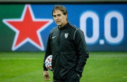 """Lopetegui: """"El Krasnodar nos puso al límite, contra las cuerdas, en la ida"""""""