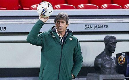 """Pellegrini: """"Toca hacer una autocrítica fuerte por técnicos y jugadores""""."""