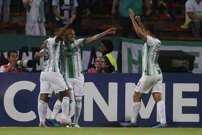 El Atlético Nacional reporta nueve positivos de covid-19 antes de un partido clave