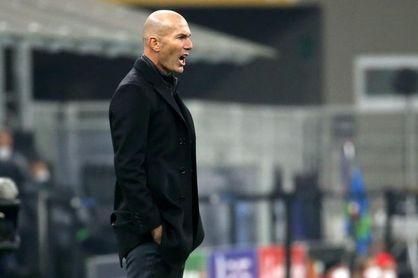 Zidane: ?Es una pérdida enorme para el mundo?