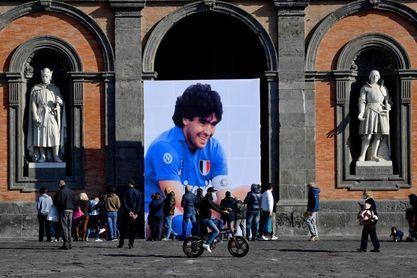 """Rubiales: """"Maradona, un jugador de dibujos animados"""""""