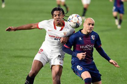 0-1. En-Nesyri pone al Sevilla mirando a la parte alta