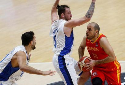 95-87. España se duerme ante Israel y aplaza su clasificación