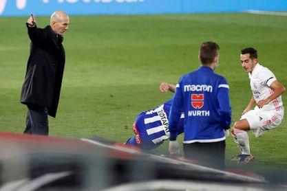 Zidane: ?No tengo explicación?