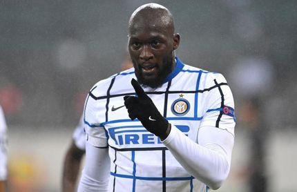 1-3. Lukaku da vida al Inter