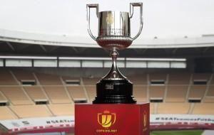 Betis, Sevilla FC y Tomares ya conocen fecha y hora de sus partidos de Copa del Rey