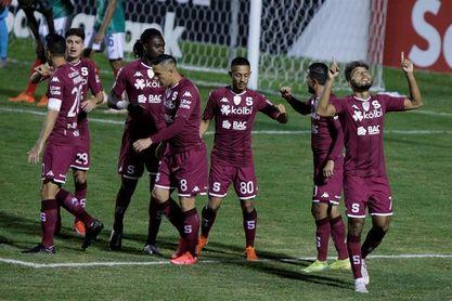 2-0. El Saprissa vence al Marathón y clasifica a las semifinales de la Liga Concacaf