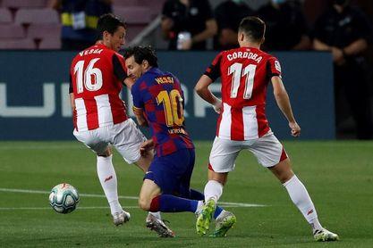 El Athletic-Barcelona de la 2ª jornada, el 6 de enero a las 21.00