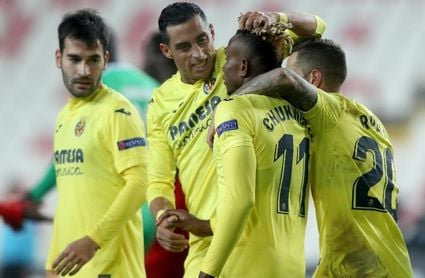 0-1. El Villarreal asegura el liderato y la clasificación en Turquía