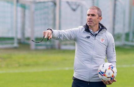 """Garitano: """"Si ganamos al Celta daremos un salto importante en la tabla"""""""