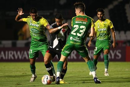 0-1. Defensa y Justicia elimina en Río de Janeiro al Vasco y avanza a  cuartos - Estadio deportivo