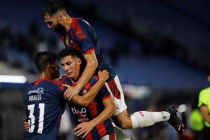 Cerro Porteño se impone a Olimpia en el primer superclásico de Gorosito