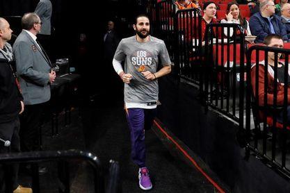 Ricky Rubio será el jugador español de la NBA mejor pagado esta temporada