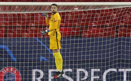 Alfonso firmó un buen debut ante el Chelsea pese a la goleada.
