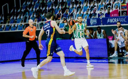 MoraBac Andorra 72-55 Real Betis: Amargo debut de Joan Plaza