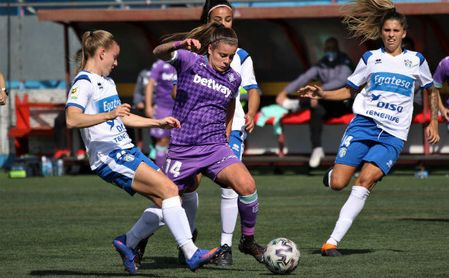 Granadilla Tenerife 3-1 Betis Féminas: Se vuelve de vacío de la casa del líder