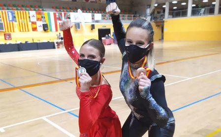 Éxitos para el patinaje andaluz en Tarragona.