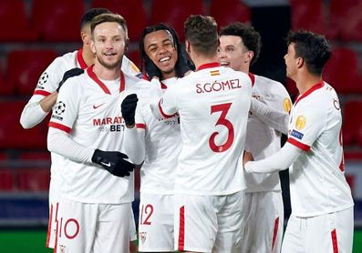 Rennes 1-3 Sevilla FC: gana millones, prestigio y autoestima con En-Nesyri bigoleador