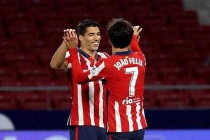 Luis Suárez-Joao Félix, en ataque; Koke, Llorente y Carrasco vuelven al once