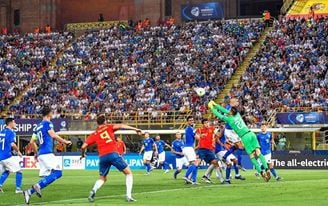 España, ante Eslovenia, República Checa e Italia en el Europeo sub´21